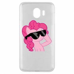 Чехол для Samsung J4 Pinkie Pie Cool