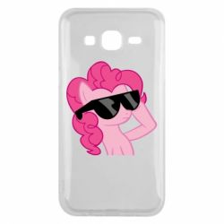 Чехол для Samsung J5 2015 Pinkie Pie Cool