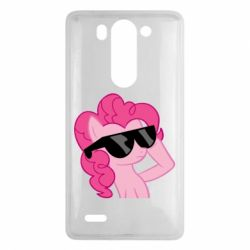 Чохол для LG G3 Mini/G3s Pinkie Pie Cool - FatLine