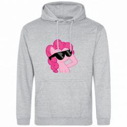 Мужская толстовка Pinkie Pie Cool