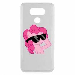 Чохол для LG G6 Pinkie Pie Cool - FatLine