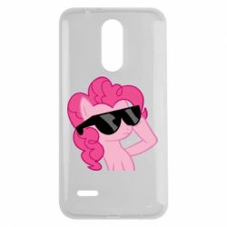 Чохол для LG K7 2017 Pinkie Pie Cool - FatLine