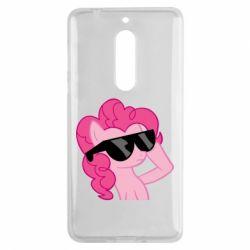 Чохол для Nokia 5 Pinkie Pie Cool - FatLine