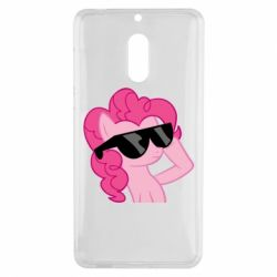 Чохол для Nokia 6 Pinkie Pie Cool - FatLine