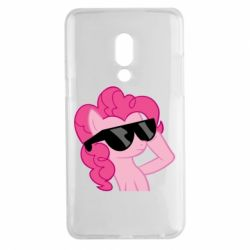 Чохол для Meizu 15 Plus Pinkie Pie Cool - FatLine