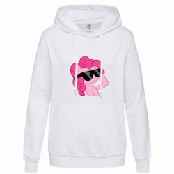 Женская толстовка Pinkie Pie Cool