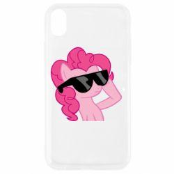 Чехол для iPhone XR Pinkie Pie Cool