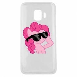 Чехол для Samsung J2 Core Pinkie Pie Cool