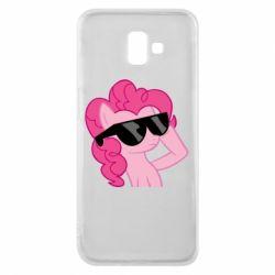 Чехол для Samsung J6 Plus 2018 Pinkie Pie Cool