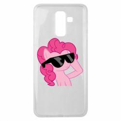 Чехол для Samsung J8 2018 Pinkie Pie Cool