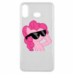Чехол для Samsung A6s Pinkie Pie Cool