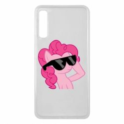 Чохол для Samsung A7 2018 Pinkie Pie Cool - FatLine