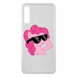 Чехол для Samsung A7 2018 Pinkie Pie Cool