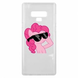 Чохол для Samsung Note 9 Pinkie Pie Cool - FatLine