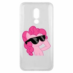 Чохол для Meizu 16x Pinkie Pie Cool - FatLine