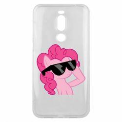 Чохол для Meizu X8 Pinkie Pie Cool - FatLine