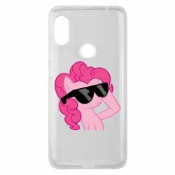 Чехол для Xiaomi Redmi Note 6 Pro Pinkie Pie Cool