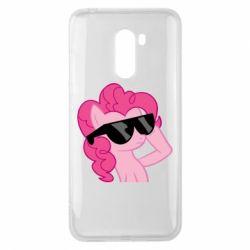 Чохол для Xiaomi Pocophone F1 Pinkie Pie Cool - FatLine
