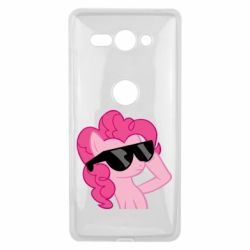 Чохол для Sony Xperia XZ2 Compact Pinkie Pie Cool - FatLine