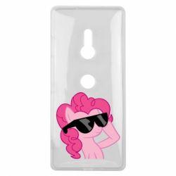 Чохол для Sony Xperia XZ3 Pinkie Pie Cool - FatLine