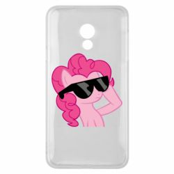 Чохол для Meizu 15 Lite Pinkie Pie Cool - FatLine