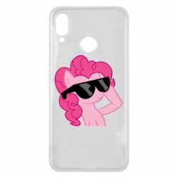 Чохол для Huawei P Smart Plus Pinkie Pie Cool - FatLine