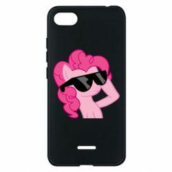 Чохол для Xiaomi Redmi 6A Pinkie Pie Cool - FatLine