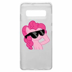 Чехол для Samsung S10+ Pinkie Pie Cool
