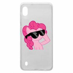 Чехол для Samsung A10 Pinkie Pie Cool