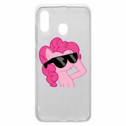 Чехол для Samsung A20 Pinkie Pie Cool