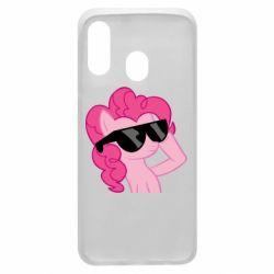 Чехол для Samsung A40 Pinkie Pie Cool