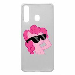 Чехол для Samsung A60 Pinkie Pie Cool