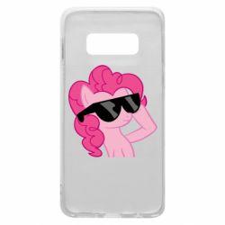 Чехол для Samsung S10e Pinkie Pie Cool