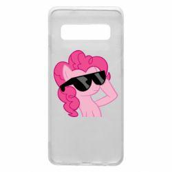 Чехол для Samsung S10 Pinkie Pie Cool