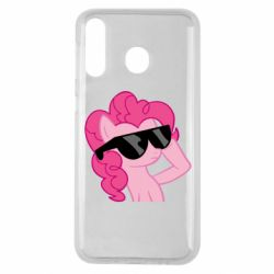 Чехол для Samsung M30 Pinkie Pie Cool