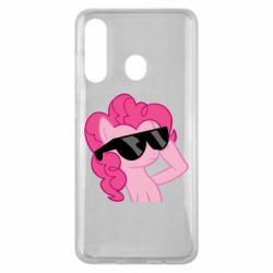 Чехол для Samsung M40 Pinkie Pie Cool