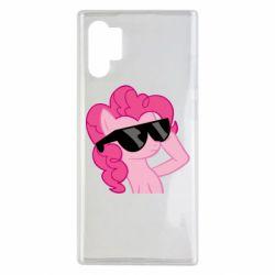 Чехол для Samsung Note 10 Plus Pinkie Pie Cool