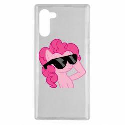 Чехол для Samsung Note 10 Pinkie Pie Cool
