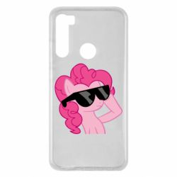 Чехол для Xiaomi Redmi Note 8 Pinkie Pie Cool