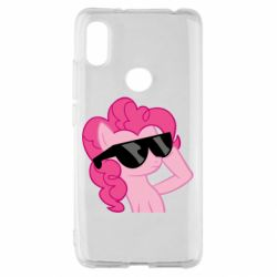 Чехол для Xiaomi Redmi S2 Pinkie Pie Cool
