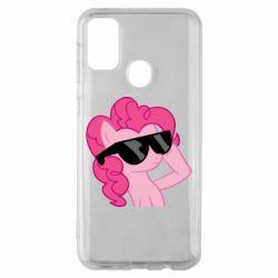 Чехол для Samsung M30s Pinkie Pie Cool