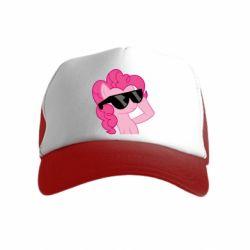 Детская кепка-тракер Pinkie Pie Cool