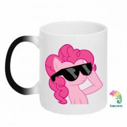 Кружка-хамелеон Pinkie Pie Cool