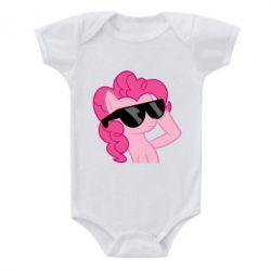 Детский бодик Pinkie Pie Cool