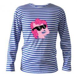 Тельняшка с длинным рукавом Pinkie Pie Cool