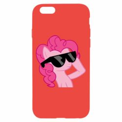 Чохол для iPhone 6/6S Pinkie Pie Cool - FatLine