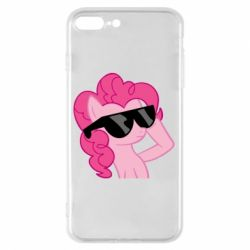 Чохол для iPhone 8 Plus Pinkie Pie Cool - FatLine