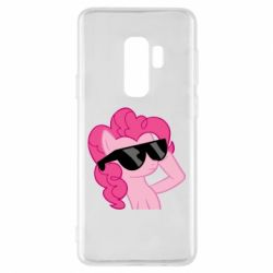 Чехол для Samsung S9+ Pinkie Pie Cool