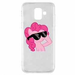 Чохол для Samsung A6 2018 Pinkie Pie Cool - FatLine
