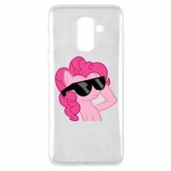 Чохол для Samsung A6+ 2018 Pinkie Pie Cool - FatLine